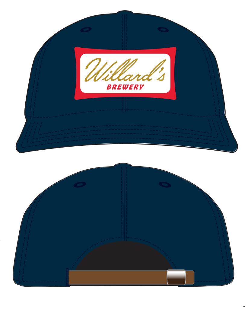willards ebbets hat